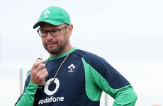 Former Ireland assistant coaches brought in to work under new All Blacks boss
