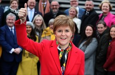 'Democracy will prevail': Nicola Sturgeon demands second Scottish independence referendum