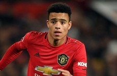 Greenwood credits Mata, James and Martial for helping him settle into Man United first team