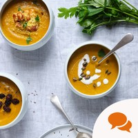 A healthy New Year recipe: One caramelised carrot soup, done 12 ways