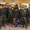 'Don't have too much fun without us': Christmas messages from Irish soldiers working abroad