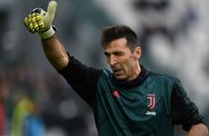 41-year-old Gianluigi Buffon has no plans to retire