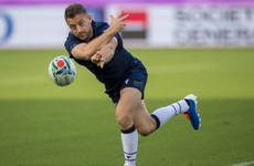 Scotland captain Laidlaw announces retirement from international rugby