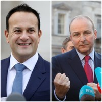 Martin says he's trying to be the 'sane voice' and calls on Varadkar to agree election date