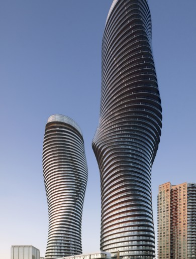 Marilyn Monroe curves and a massive sun screen: world's best skyscrapers (pics)