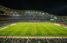 IRFU state that they have no interest in buying FAI's share of Aviva Stadium