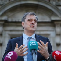 DUP has prevented pre-Christmas deal to restore Stormont powersharing, Julian Smith says