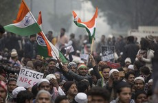 1,200 people detained in India amid widespread protests over new citizenship law