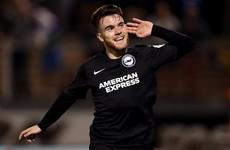 Irish teen Aaron Connolly set for Brighton return