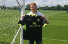 Leeds United get their man - and that man is Paul Green