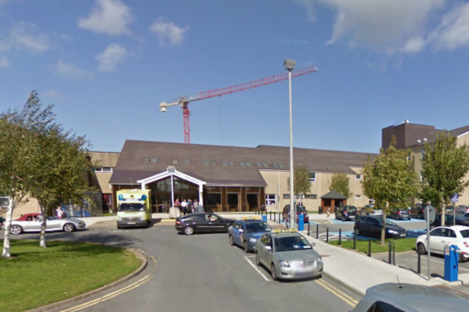 The mortuary at University Hospital Waterford made headlines earlier this year