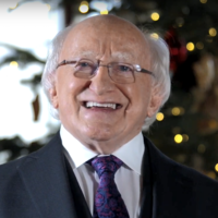 President Higgins' Christmas message: 'Do we dismiss them... telling them there is no room at our inn?'