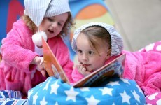 Survey says nearly half of parents read to children at bedtime. Do you?