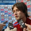 Czechs forced to focus on Ronaldo ahead of quarter-final... even in the press conference