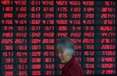 Bank shares tumble as bailout contagion fears continue