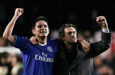 Mourinho on facing Lampard: 'I will always love the guy. I hope he loses on Sunday'