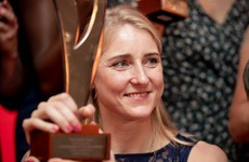 World champion Sanita Puspure crowned Irish Sportswoman of the Year