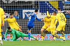 Late Hoffenheim comeback condemns Dortmund to defeat