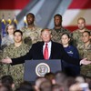 Donald Trump officially launches military 'Space Force'