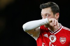 'I wouldn't have picked him anyway' - Ljungberg explains reasoning behind Ozil's absence for Arsenal