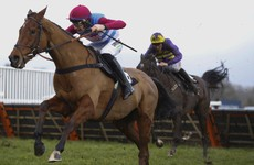 The World's End rallies late to win Long Walk Hurdle at Ascot