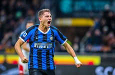 17-year-old Esposito in on the act as Inter power to top of Serie A