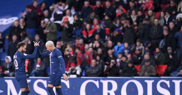 Mbappe's birthday brace keeps PSG comfortably out in front