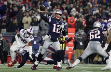 Patriots and Texans seal division titles as 49ers close in on first-round bye