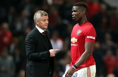 'I wasn't the best dancer... not as good as Paul' - Solskjaer defends under-fire Pogba