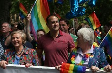 Varadkar says he is 'thankful' he hasn't had much experiences of homophobia or racism