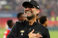 Klopp praises his 'exhausted' players for winning Liverpool's first Club World Cup