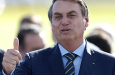 Brazilian president apologises for telling reporter he had the 'face of a homosexual'