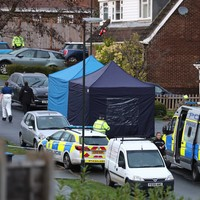 Two women killed after 'stabbing' incident in English village