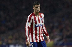 Morata on target as Atletico end run of five-straight draws
