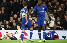 'He will have broken ribs for sure' - Mourinho makes light of Rudiger reaction to Son challenge