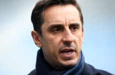 'It's accepted in the highest office in the country' - Gary Neville on racism in Spurs-Chelsea clash