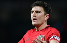 Harry Maguire at a loss to explain Man United's woes