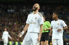 Real Madrid lose ground in Spanish title race