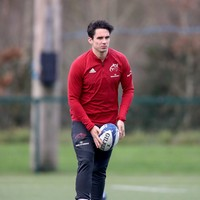 Carbery poised to return for Munster if he can sustain progress through Christmas week