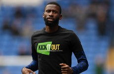 Lampard confirms Rudiger and Azpilicueta are taking up alleged racist incident with officials