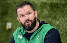 Lessons from the past and 'kickings' to come, Farrell ready for all that comes with Ireland job