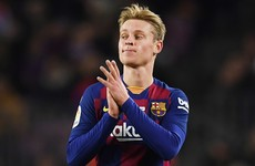 De Jong: I never doubted I could play alongside Messi and Suarez at Barcelona