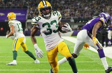 Packers beat Vikings to clinch first divisional title since 2016