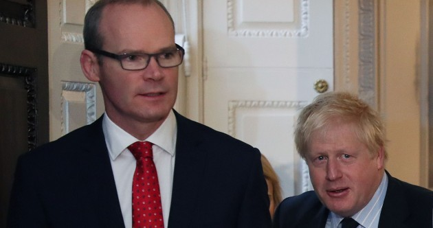 Coveney: Boris' trade talks deadline is just part of his 'Get Brexit Done' message