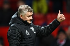 Man United 'a little bit further behind' than Solskjaer had hoped