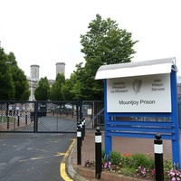 Prisoners removed after spending night on roof of Mountjoy