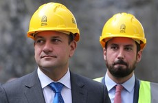Leo Varadkar says he isn't ashamed of his government's housing record