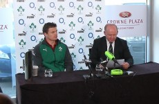 Ireland's Call - Part Three: You asked, O'Driscoll and Kidney answered