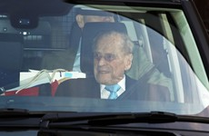 Prince Philip released from hospital in time to spend Christmas with Queen Elizabeth