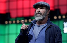 Man United play 'a bit like an old man making love' - Cantona